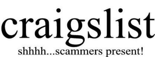 tips to avoid getting ripped off on craigslist  u2014 rismedia