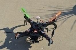 Gerami - quadracopter drone