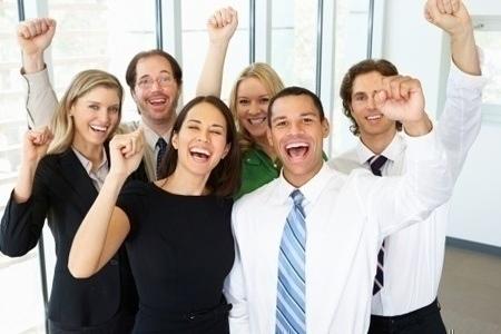 successful_business_team
