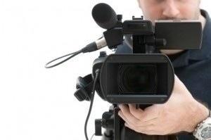 video camera_operator
