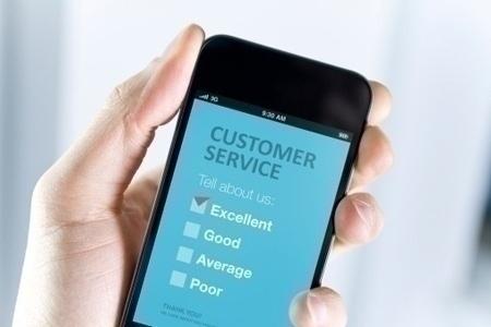 customer_service_survey_excellent