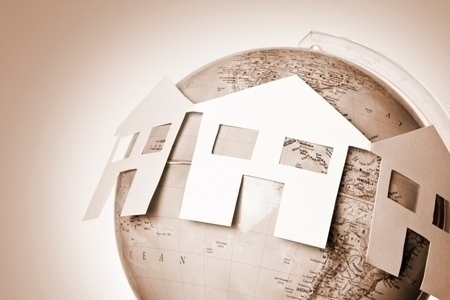 U.S. House Prices Contribute to Global House Price Recovery