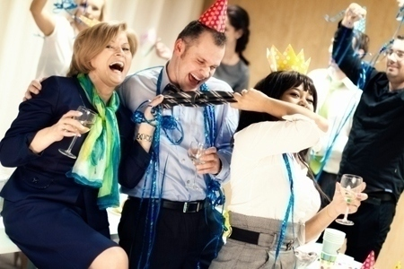 'Official' Results Are In: Real Estate Pros Like to Party