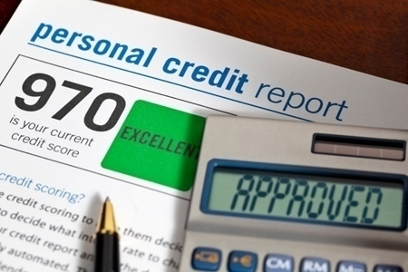 Excellent Credit Score Approved