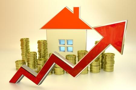 rising real estate prices