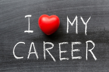 Falling in Love Again (with your Career)
