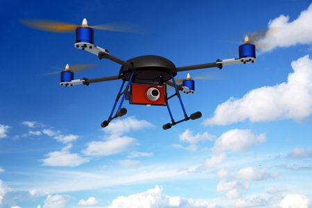 Are Drones the Next Big Thing in Real Estate?