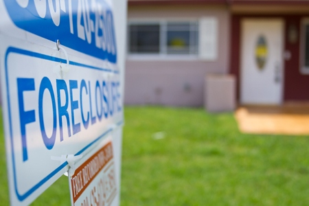 U.S. Foreclosure Activity at Lowest Level Since July 2006