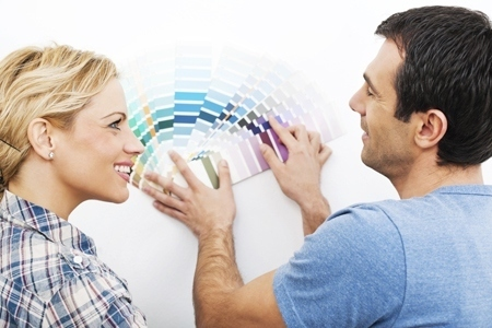 Trendy Paint Colors for a Fresh, New Look