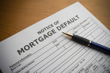 First Mortgage Default Rate Decreases for First Time since July 2014