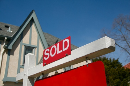 Existing-Home Sales Spike in March