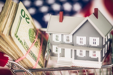 All-Cash Share of U.S. Home Purchases Drops to Lowest Level Since 2009