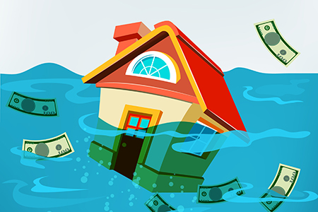 Share of Seriously Underwater Foreclosure Properties Drops to New Low
