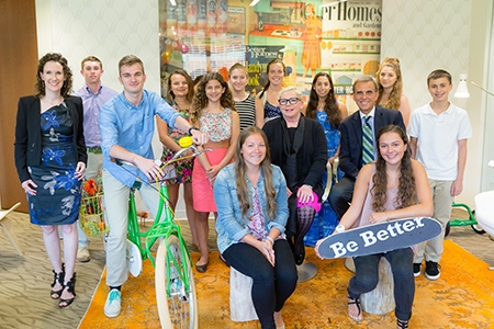 Better Homes and Gardens Real Estate Hosts Gen Z Advisory Board to Advance Groundbreaking Research in Future Generation of Homebuyers