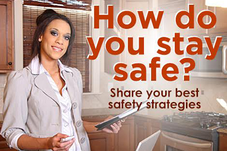 REALTORS: How Do You Stay Safe?