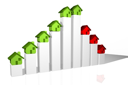 Home Values Slide after Nearly Four Years of Growth
