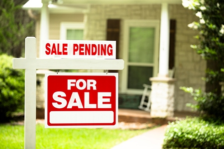 Pending Home Sales Inch Forward in July