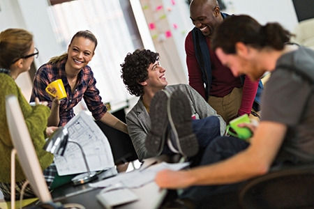 Creating a Happy Workplace: How to Sustain a Culture of Enthusiasm and Engagement