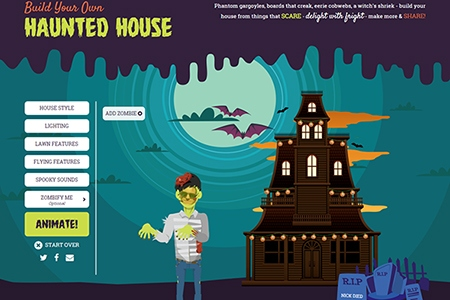 Build Your Own Haunted House with Realtor.com®