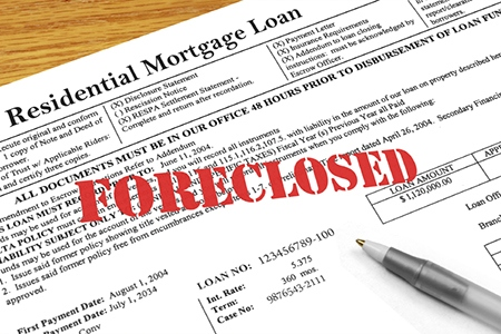 New Report Shows 55,000 Completed Foreclosures in September
