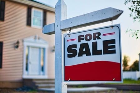 October Existing-Home Sales Fall Behind