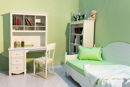 Updating the Kids' Rooms on a Budget