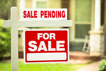 Pending Home Sales Stall