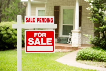 Pending Home Sales Spring Up