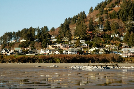 Coastal Oregon Village