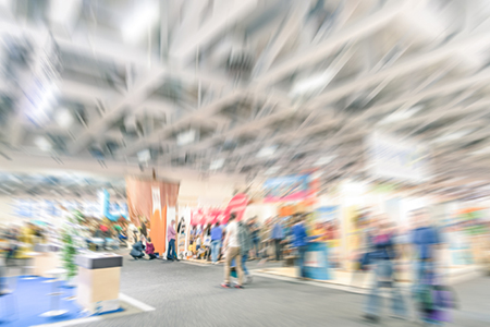 Heading to a Conference? Why You Shouldn't Skip the Exhibit Hall