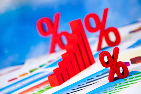 Shrinking Expectation of Fed Rate Hike