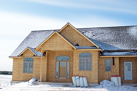 January Housing Starts Fall 3.8 Percent