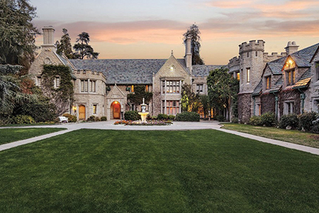 Great Spaces: Want to Own the Playboy Mansion? There's Just One Catch