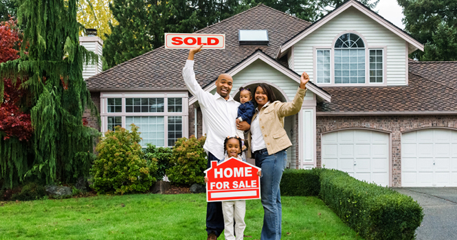 Existing-Home Sales Move Higher