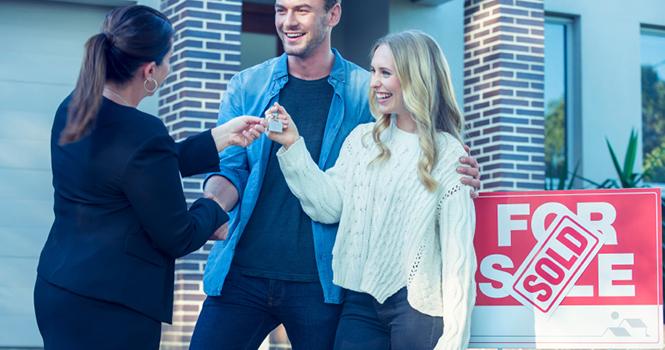 New Home Sales Soar Higher