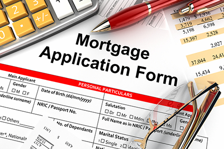 Mortgage Apps Down 1.2 Percent