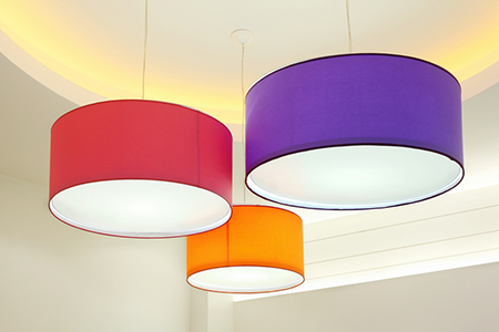 Ceiling Art: Color and Style from Above