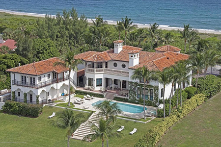 Great Spaces: Billy Joel's Florida Mansion Hits the Market