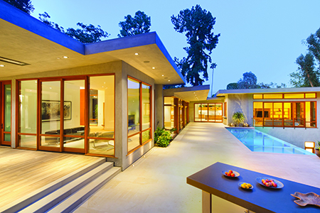 Great Spaces: Looking for Celeb Status? Move into This Hollywood Home