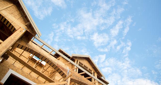 Housing Starts Bloom in June
