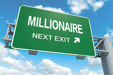 Millionaires Are on the Move…or Are They?