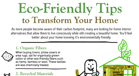 Eco-Friendly Tips to Transform Your Home