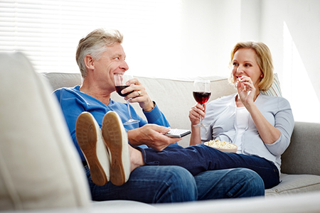 Is Drinking Wine One Secret to a Happy Marriage?