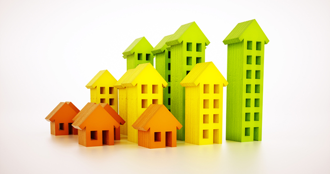 Home-Price Gains Continue to Rise