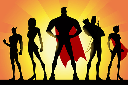 How Superheroes Can Save Billions