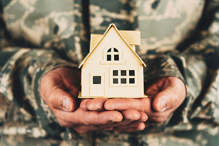 hud and va work to find permanent homes for homeless veterans