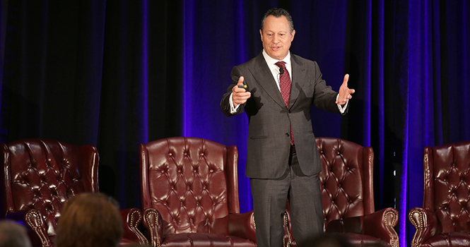 'From Neighborhood Golf Course Guy to CEO': Gino Blefari Shares 7 Steps to Success at RISMedia's CEO Exchange