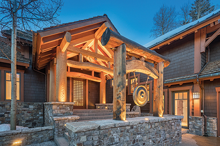 Great Spaces: A Japanese-Inspired Mountain Resort in Telluride