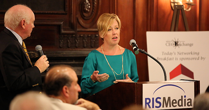 ERA's New President Susan Yannaccone Gets Candid about the Firm's Future during RISMedia's CEO Exchange