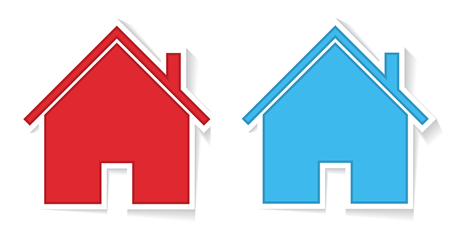 Red vs. Blue States: What 8 Housing Differences Can Tell Us about the Election